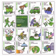 USPS Releases Go Green Stamp (An Ode to the Letter)